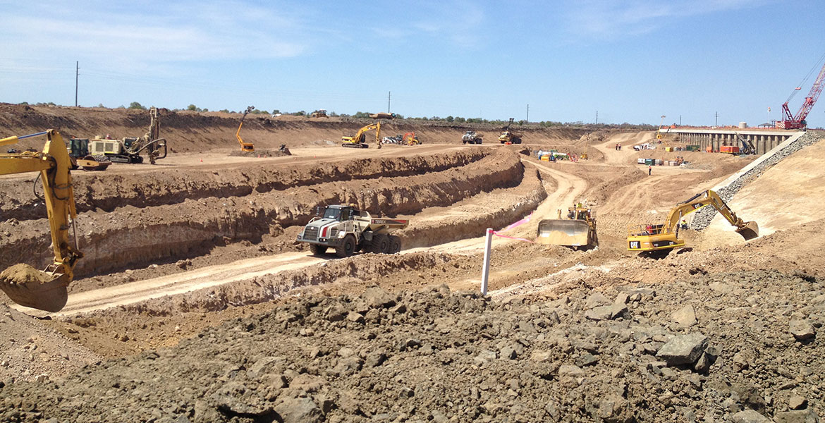 Excavation | Earthworks | Gold Coast | Qld Earthworks | Excavation